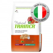 Trainer Natural Dog Trainer Natural Medium Maturity Pollo Fresco - 12 kg