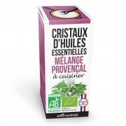 Aromandise Cristaux d'huiles essentielles Mélange Provençal bio 10g