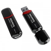USB DRIVE, 32GB, A-DATA UV150, USB3.0, Black