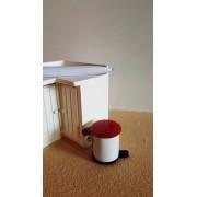Cos pentru gunoi - miniatura papusi