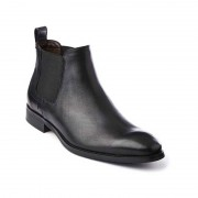 Croft Ethan Shoes Black FLP701
