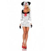 Vegaoo Süßes Dalmatiner-Kostüm für Damen