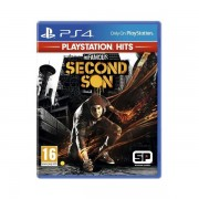 02451174 - GAME PS4 igra Infamous Second Son HITS