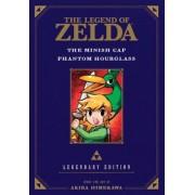 The Legend of Zelda: The Minish Cap / Phantom Hourglass -Legendary Edition-, Paperback