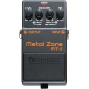 BOSS MT-2 - Pedala Metal Zone