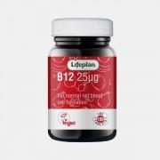 LIFEPLAN VITAMINA B12 25ug 100 COMPRIMIDOS