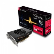 Sapphire - 11266-34-20G - nVidia - RX 470 - Graphics Core Next (GCN) - Frecventa procesor 1244 MHz - 4 GB - GDDR5 - Bus memorie 256 bit - Frecventa memorie 6000 MHz - 1 x DVI - 1 x HDMI - 1 x Display Port - PCI Express 3.0 - Sloturi ocupate 2 - Nou