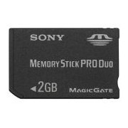 Карта памет Sony 2GB Pro Duo Memory Stick