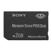 Карта памет Sony 2GB Pro Duo Memory Stick