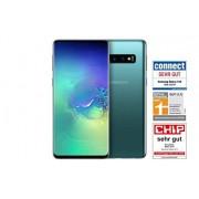 Samsung Galaxy S10 Smartphone, 15,5 cm (6,1 inch), 512 GB intern geheugen, 8 GB RAM, prismgroen, Duitse versie