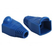 NTR CBP01BL UTP FTP STP SFTP kábel törésgátló RJ45 csatlakozóhoz - kék