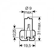ORIGINAL, Bulb, Fog/Tail Light
