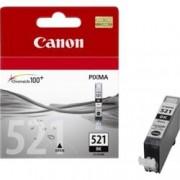 ORIGINAL Canon Cartuccia d'inchiostro nero CLI-521bk 2933B001 9ml