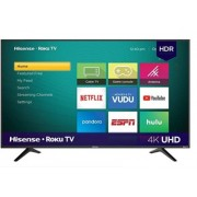 "Televisor LED 65"" Hisense 65R6000FM Smart TV, 4K, 3480X2160, wifi, HDMI, Roku AM"