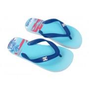 flip-flop női - Ponto - DC - DAZZLING BLUE PRINT