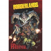 IDEA & DESIGN WORKS Borderlands: Fall of Fyrestone - Volume 2 Graphic Novel