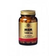 Solgar MSM 1000 mg 60 Comprimés - Flacon 60 comprimés