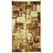 Covor Decorino, Modern & Geometric, polipropilena, C-030508, 67x120 cm, Maro
