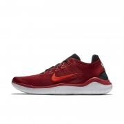 Chaussure de running Nike Free RN 2018 pour Homme - Rouge