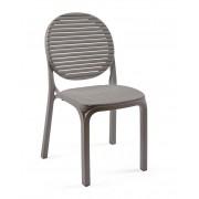 Stolica plastična Dalia colori 21 Siva