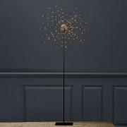 3D Firework LED standing star 130 cm