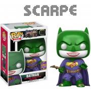 Funko Pop Batman Joker Suicide Summer 2017 Sdcc Comic Con
