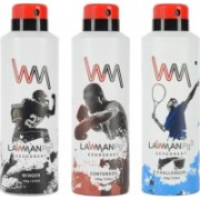 LAWMAN PG3 Perfume Bottle White