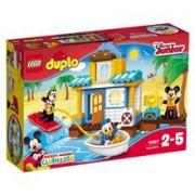 Lego Duplo Casa De Pe Plaja A Lui Mickey Si Prietenii L10827