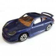 Masinuta Porsche 911 Carrera Gri 1/43 Bburago