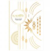 Tatuaj Temporar LUXORISE Henna Temptation Gold Edition E004