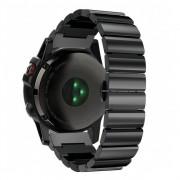 TECH-PROTECT Řemínek pro Garmin Fenix 3 / 5X / 3HR / 5X PLUS / 6X / 6X PRO - Tech-Protect, LinkBand Black