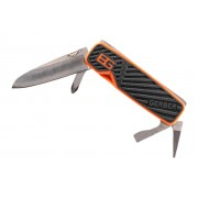 Нож сгъваем Беар Грилс POCKET TOOL Multi-Blade Tool, Survival, 31-001050, Gerber