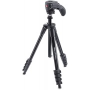 Tronožac -Stativ Manfrotto tripod MKCOMPACTACN-BK COMPACT ACTION