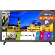 "Televizor LED LG 80 (32"") 32LK6100PLB, Full HD, Smart TV, webOS, Wi-Fi, CI+ + Cartela SIM Orange PrePay, 6 euro credit, 6 GB internet 4G, 2,000 minute nationale si internationale fix sau SMS nationale din care 300 minute/SMS internationale mobil UE"