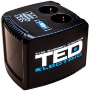 Stabilizator de retea maxim 1000VA / 500W Ted 1000 (TED ELECTRIC)