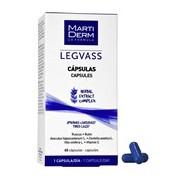 Legvass suplemento alimentar pernas cansadas 60 cápsulas - Martiderm