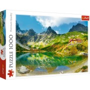 Trefl Puzzle Slagalica Shelter over the Green Pond Tatras Slovakia 1000 kom (10606)