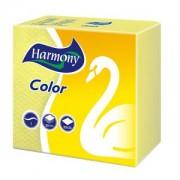 Салфетки Harmony Color, цветни, 50бр.