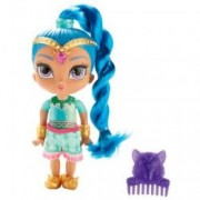 Papusa Shine in Pijamale Shimmer and Shine