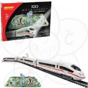 Mehano voz ICE 3 sa maketom T737