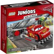 10730 LEGO Juniors Lansatorul de viteza Fulger McQueen