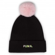 Шапка PUMA - Shift Beanie 022348 01 Puma Black/Bridal Rose