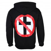 sweat-shirt avec capuche pour hommes Bad Religion - Cross Buster - KINGS ROAD - 20000473