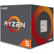 Procesor AMD Ryzen 5 2600 Hexa Core 3.4 GHz Socket AM4 BOX