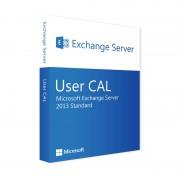 Microsoft Exchange Server 2013 Standard 1 User CAL