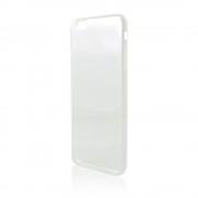 Husa Lemontti Husa Silicon Ultraslim iPhone 6 Plus Transparent