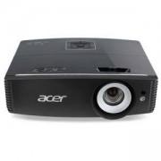 Мултимедиен проектор Acer Projector P6600, DLP, WUXGA (1920x1200), 20000:1, 5000 ANSI Lumens, 3D, HDMI/MHL, VGA, RCA, S-Video, Mic In, MR.JMH11.001