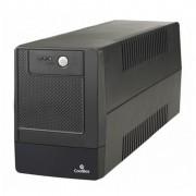 Offline Szünetmentes Tápegység CoolBox COO-SAIGDN-1K 600W Fekete