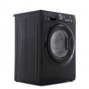 Hotpoint Ultima WDUD9640K Washer Dryer - Black
