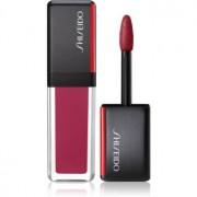 Shiseido LacquerInk LipShine batom líquido para hidratação e brilho tom 309 Optic Rose (Rosewood) 9 ml